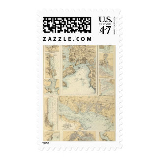 Ports and Harbours on the South Coast of England Postage