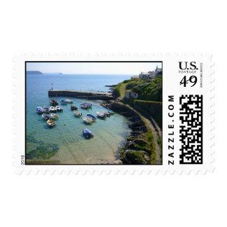 Portscatho Harbour Stamps