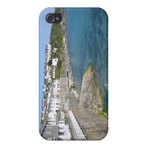Portscatho Waterfront iPhone 4/4S Covers