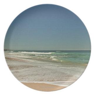 Portsea Beach, Victoria Melamine Plate