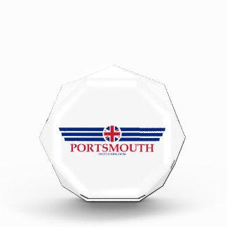 Portsmouth Acrylic Award