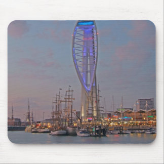 Portsmouth, Hampshire, England Mouse Pad