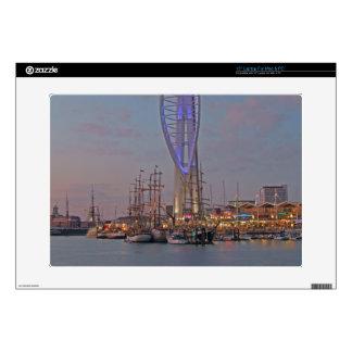 Portsmouth, Hampshire, England Skins For Laptops
