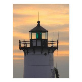 Portsmouth Harbor Lighthouse Tower Postcard