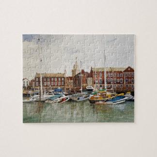 Portsmouth Harbour Puzzle