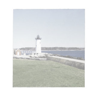 Portsmouth Lighthouse Notepad