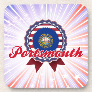 Portsmouth NH Drink Coasters