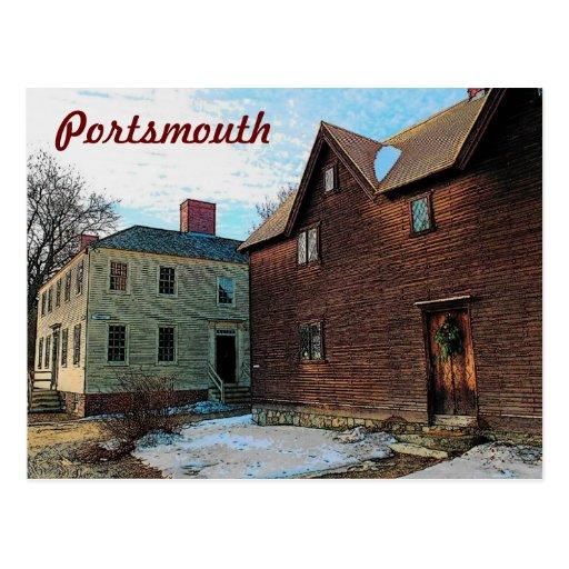 Portsmouth (NH) Postcard