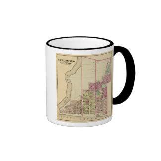 Portsmouth, Ohio 2 Ringer Coffee Mug