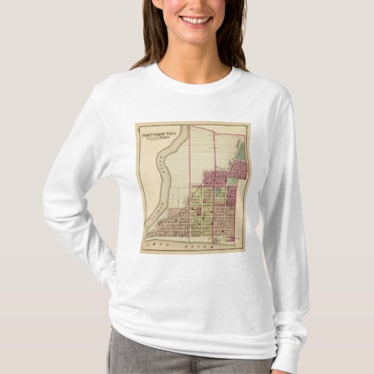 Portsmouth, Ohio 2 T-Shirt