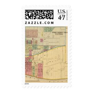 Portsmouth, Ohio Postage