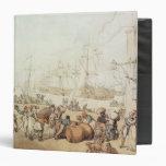 Portsmouth Point, 1811 3 Ring Binder