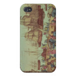 Portsmouth Point, 1811 iPhone 4 Cases