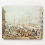 Portsmouth Point, 1811 Mouse Pad