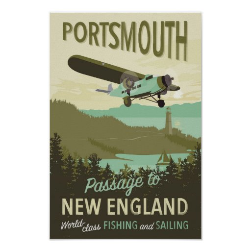 Portsmouth Poster