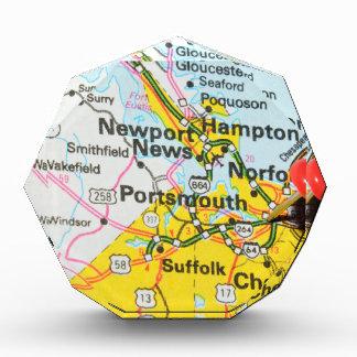 Portsmouth, Virginia Award