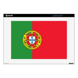 """Portugal 15"""" PC Zazzle Skin Skin For 15"""" Laptop"""