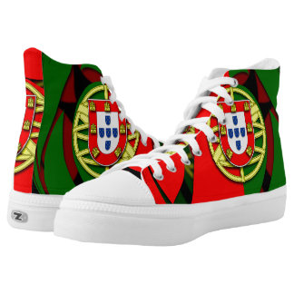 Portugal #1 High-Top sneakers