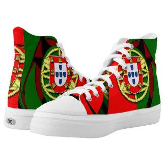 Portugal #1 High-Top sneakers