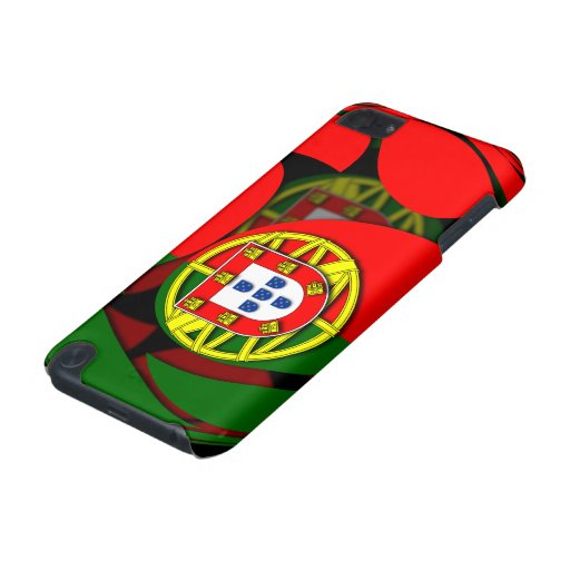 Portugal #1 iPod touch (5th generation) cases