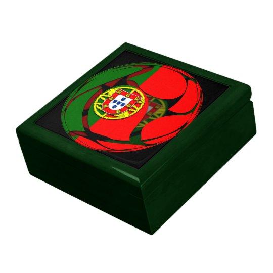 Portugal #1 jewelry box