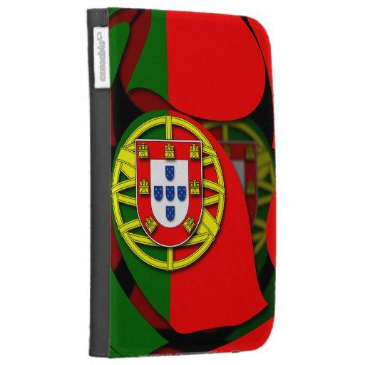 Portugal #1 kindle folio cases