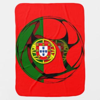 Portugal #1 manta de bebé