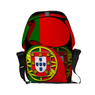 Portugal #1 small messenger bag