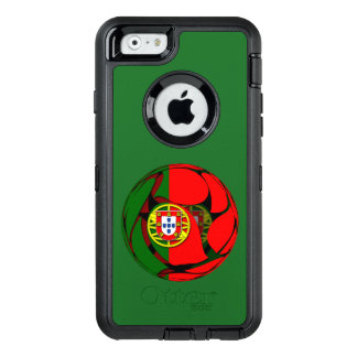 Portugal #1 OtterBox defender iPhone case