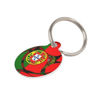 Portugal #1 pet ID tag