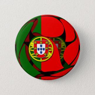 Portugal #1 pinback button