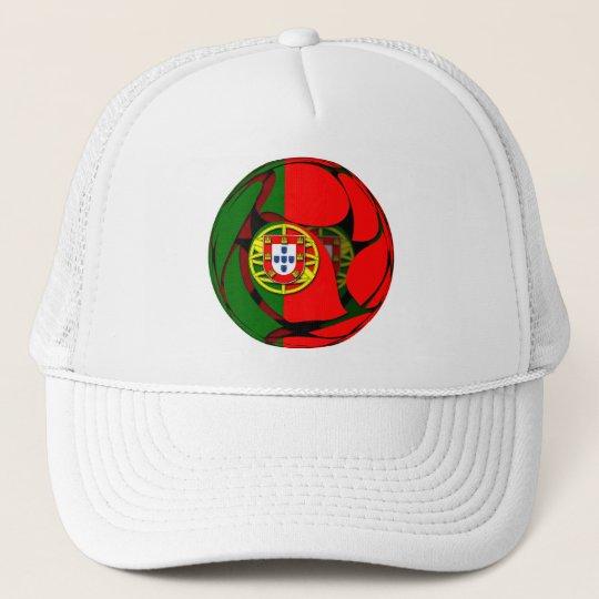 Portugal #1 trucker hat