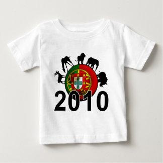 Portugal  2010 baby T-Shirt