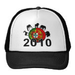 Portugal  2010 hat