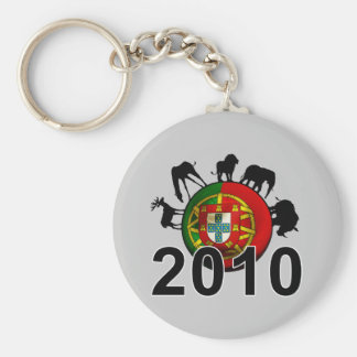 Portugal  2010 keychain