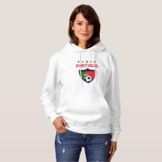 Portugal 2018 World Football 2018 - Peru Hoodie