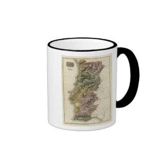 Portugal 2 ringer mug