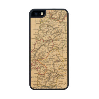 Portugal 7 maple iPhone 5 case