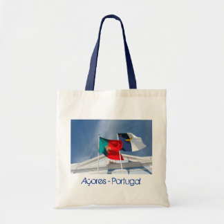 Portugal and Azores flags Bag
