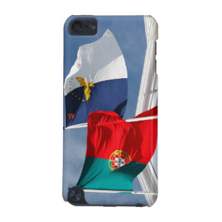 Portugal and Azores flags iPod Touch 5G Case