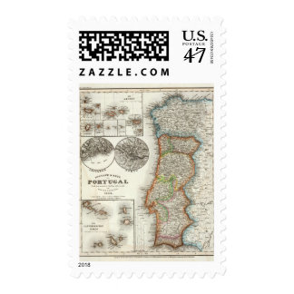 Portugal and Cape Verde Islands Postage