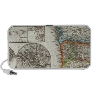 Portugal and Cape Verde Islands Laptop Speakers