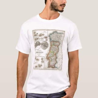 Portugal and Cape Verde Islands T-Shirt