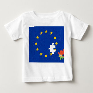 Portugal and European Union Baby T-Shirt