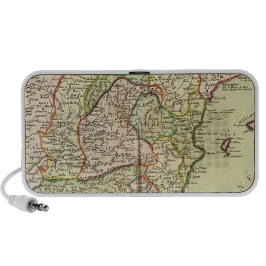 Portugal and Spain Portable Speaker