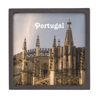 Portugal antiguo caja de recuerdo de calidad