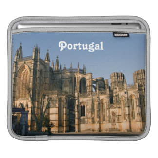 Portugal Architecture Sleeve For iPads