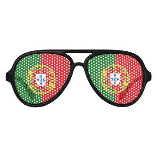 Portugal Aviator Sunglasses