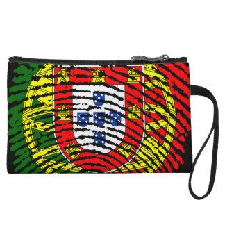 Portugal Wristlet Purse