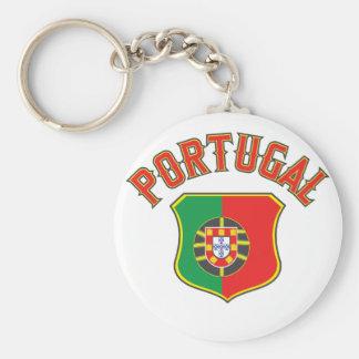 Portugal Big and Bold Keychain